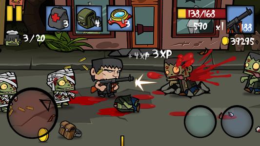 screenshot of Zombie Age 2: Shadow Gun & Dead Offline Shooting version 1.2.3