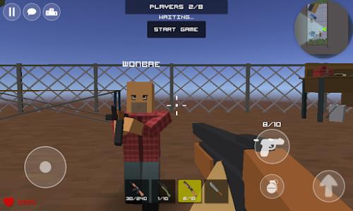 Download Zombie Strike Online : 3D,FPS,PVP 1.60 APK
