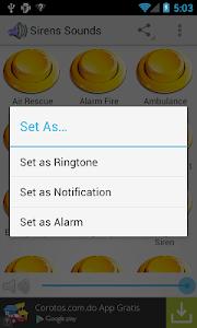 Download best real siren sounds free 1.7 APK