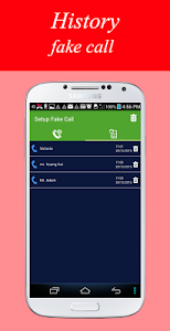 Download Fake call 2.5.5 APK