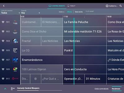 screenshot of izzi go version 3.5.3(1)