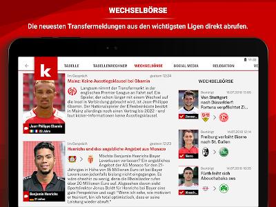 Download kicker Fußball News 5.7.0 APK