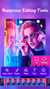 Download Video.me - Video Editor, Video Maker, Effects 1.14.1 APK
