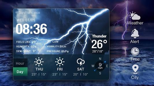 Download weather air pressure app &world weather report 14.0.0.4232 APK
